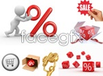 Link toSales discount pictures psd