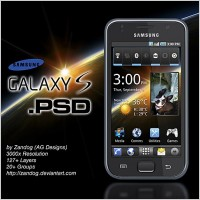 Link toSamsung galaxy s free psd