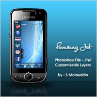 Link toSamsung jet free psd