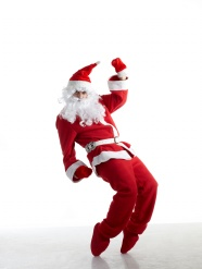 Link toSanta claus picture material download