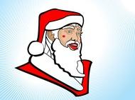 Link toSanta clip art vector free