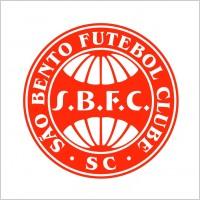 Link toSao bento futebol clube sc logo