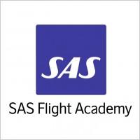 Link toSas flight academy logo