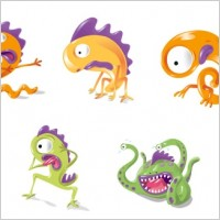 Link toScarymonsters icons pack
