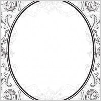 Link toScene when europeanstyle lace border pattern vector 1