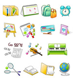 Link toSchool icons