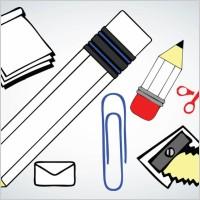 Link toSchool vector icons