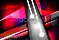 Link toSci-fi fancy background vector v