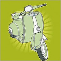 Link toScooter vector