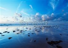 Link towallpaper desktop dusk Sea