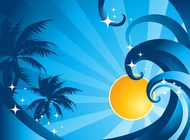 Sea wave vector free