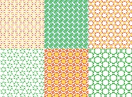 Link toSeamless patterns vectors free
