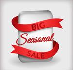 Link toSeasonal uniform discount labels vector