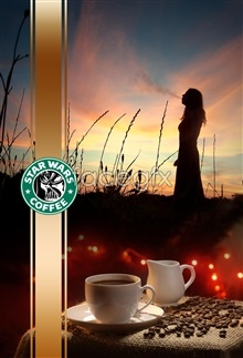 Link toSenior cafe starbucks psd