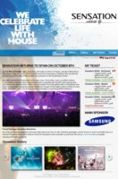 Link toSensation white web layout