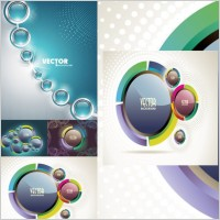 Link toSense of science and technology background vector