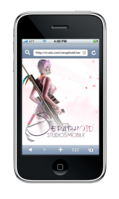 Link toSeraphoid studios mobile