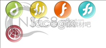 Link toSeries a macromedia icon
