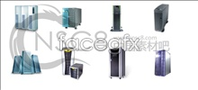 Link toServer cabinet series icons