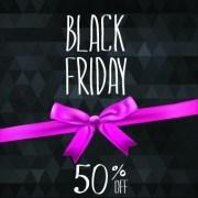 Link toSet of black friday sale elements vector 02