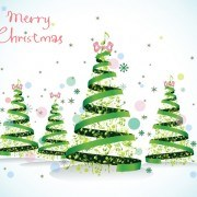 Link toSet of christmas theme cards elements vector 05