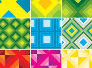 Link toSeventies patterns vector free