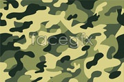 Link toSeveral camouflage background vector