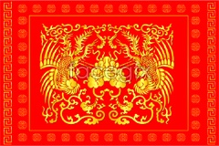 Link toSeveral festive chinese traditional auspicious patterns vector