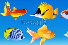 Link tovector animals sea of kinds Several