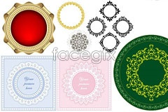 Link tovector lace round Several
