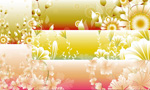 Link toShades of flowering plants vector