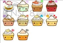 Link toShanghai style cake desktop icons