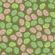 Link toShell textures seamless pattern vector free
