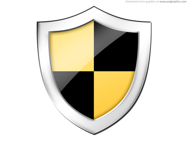 Link toShield, securtiy icon (psd)