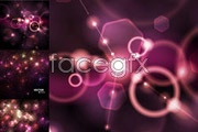 Link toShine high gloss background vector