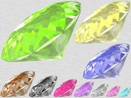 Link toShining diamond fancy cut swf