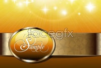 Link toShining star background vector