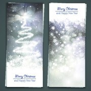 Link toShiny 2014 merry christmas banners design vector 02