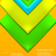 Link toShiny 3d geometry shapes background vector 04 free