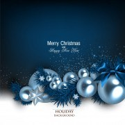 Link toShiny christmas holiday background vectors 02