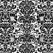Link toShiny floral wallpaper vector
