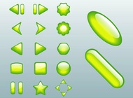 Link toShiny icons vector free