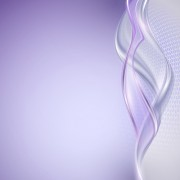 Link toShiny purple wave abstract background vector 02 free