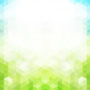 Link toShiny spring elements vector background set 01 free