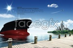 Link toShipping dock 2psd