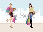 Link toShop stylish beauty vector