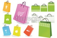 Link toShopping bag rendering vector