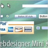 Link toShopping web icons psd layered