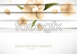 Link toShutters and flower backgrounds vector