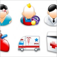 Link toSigma medical icons icons pack
